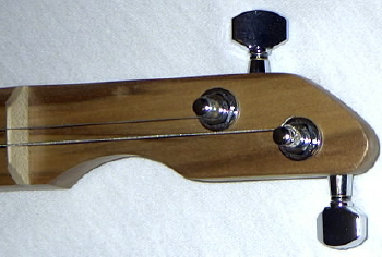 2 String MouthBow Tuners