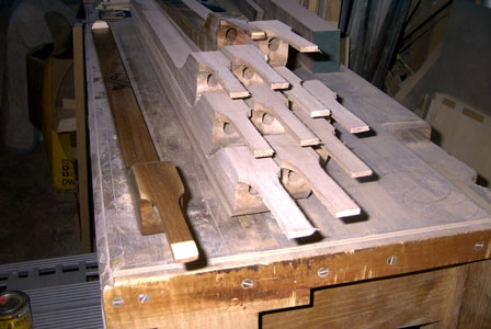 Reeded MouthBow Blanks